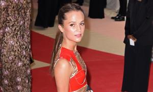 Style Icon: Alicia Vikander