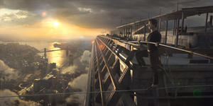 Check out the movie photos of 'The Walk'