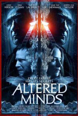 "Poster art for ""Altered Minds."""