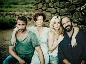Check out the movie photos of 'A Bigger Splash'