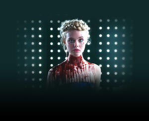 Check out the movie photos of 'The Neon Demon'
