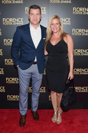 Check out the cast of the New York premiere of 'Florence Foster Jenkins'