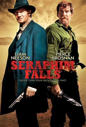 "Poster art for ""Seraphim Falls."""