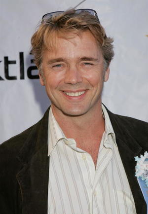"""""""Collier & Co. Hot Pursuit"""" star John Schneider at the 2005 Hollywood Christmas Parade."""