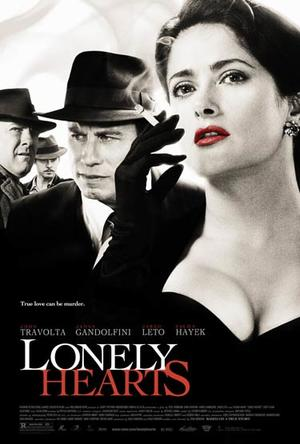 "Poster art for ""Lonely Hearts."""