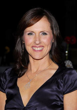 """Year of the Dog"" star Molly Shannon at the L.A. premiere."