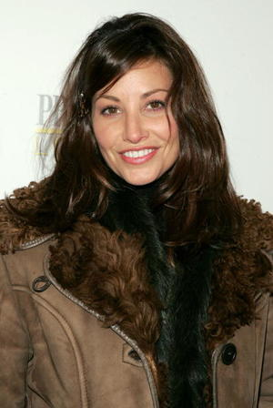 """Actress Gina Gershon at the """"Delirious"""" party during the 2007 Sundance Film Festival."""