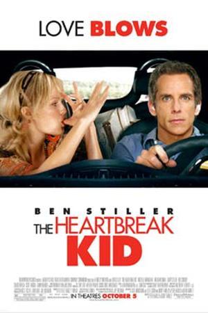 """Poster art for """"The Heartbreak Kid."""""""
