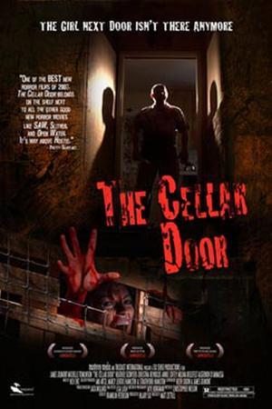 """Poster art for """"The Cellar Door."""""""