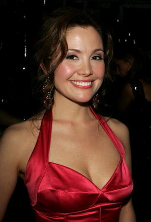 """Aliens vs. Predator: Requiem"" star Reiko Aylesworth at the Fox Golden Globe After Party in Beverly Hills."