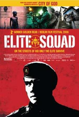 "Poster Art for ""Elite Squad."""