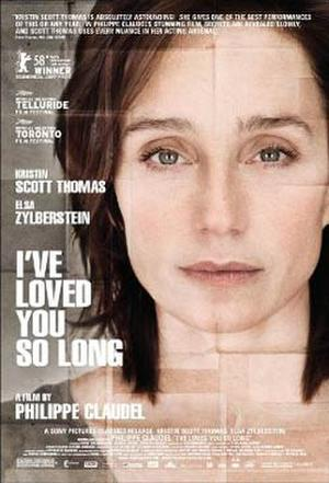 """Poster art for """"I've Loved You So Long."""""""