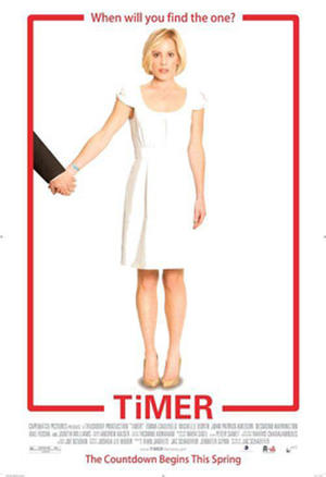 """Poster art for """"TiMER."""""""