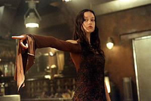"Summer Glau in ""Serenity."""