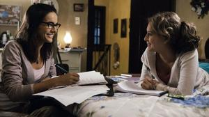 "Camilla Belle as Nora and Alexa Vega as Mary in ""From Prada to Nada."""