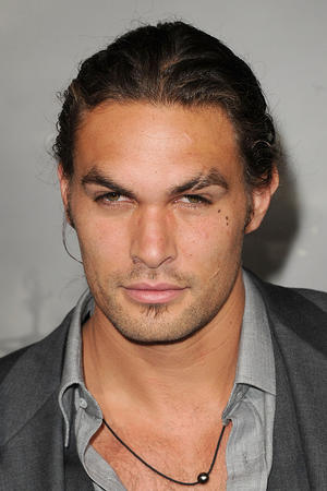 "Jason Momoa at the California premiere of ""Conan The Barbarian."""