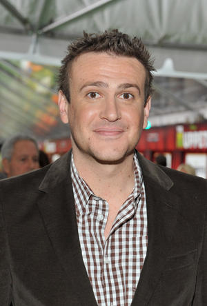 "Jason Segel at the California premiere of ""The Muppets."""