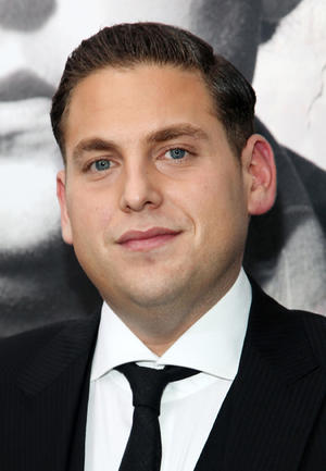 "Jonah Hill at the New York premiere of ""The Sitter."""