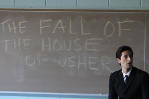 "Adrien Brody in ""Detachment."""