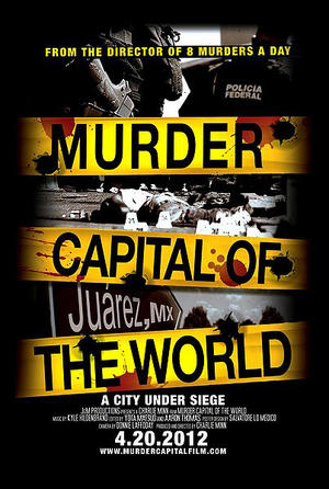 "Poster art for ""Murder Capital of the World."""