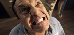 """Tom Sizemore as Leroy Lowe in """"Cellmates."""""""