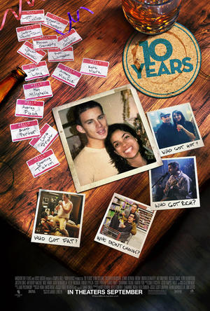 "Poster art for ""10 Years."""