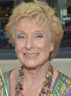 """Cloris Leachman at the California premiere of """"The Oogieloves in the Big Balloon Adventure."""""""