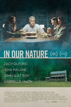 "Poster art for ""In Our Nature."""