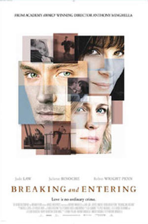 """Poster art for """"Breaking and Entering."""""""