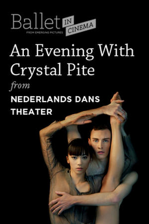 "Poster art for ""An Evening With Crystal Pite."""