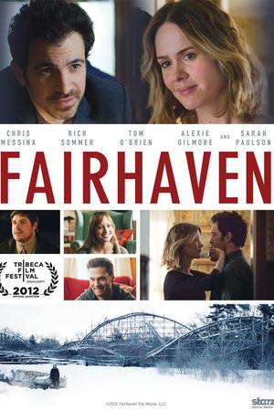 """Poster art for """"Fairhaven."""""""