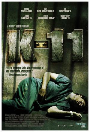 """Poster art for """"K-11."""""""