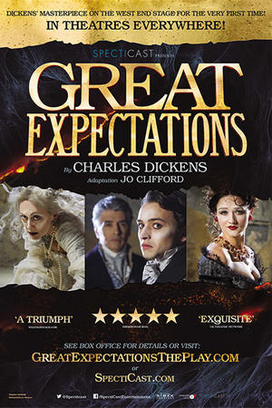 """Poster art for """"Great Expectations."""""""