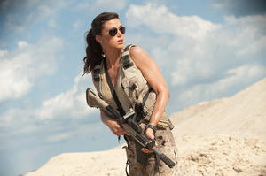 "Adrianne Palicki as Lady Jaye in ""G.I. Joe: Retaliation."""