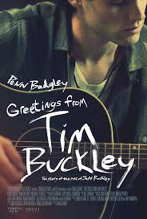 "Poster art for ""Greetings from Tim Buckley."""