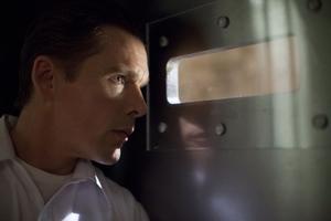"Ethan Hawke in ""The Purge."""