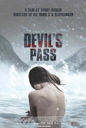 "Poster art for ""Devil's Pass."""