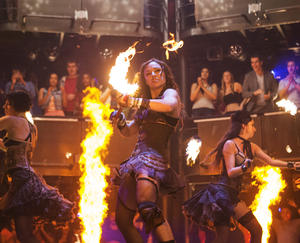 "A scene from ""Step Up All In."""