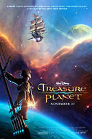 Treasure Planet showtimes and tickets
