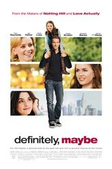 Definitely, Maybe showtimes and tickets