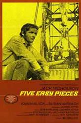 Five Easy Pieces / The King of Marvin Gardens showtimes and tickets