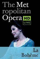 The Metropolitan Opera: La Bohème Encore showtimes and tickets