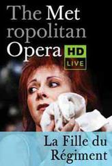 Metropolitan Opera: La Fille du Régiment Encore -- The NCM Event showtimes and tickets