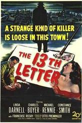 Bunny Lake is Missing / The 13th Letter showtimes and tickets
