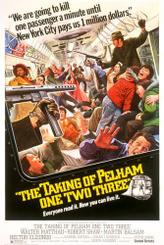 The Taking of Pelham One Two Three / Charley Varrick showtimes and tickets