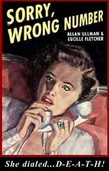 Sorry, Wrong Number / The Strange Love of Martha Ivers showtimes and tickets