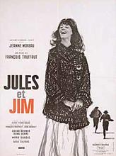 Jules and Jim / Two English Girls showtimes and tickets