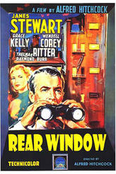 Rear Window / Dial M for Murder showtimes and tickets