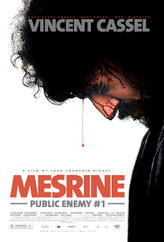 Mesrine: Public Enemy #1 showtimes and tickets