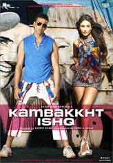 Kambakkht Ishq showtimes and tickets